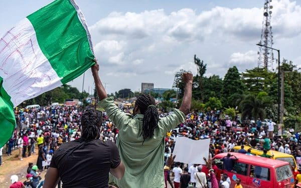 Freezing Of #EndSARS Protesters Banks