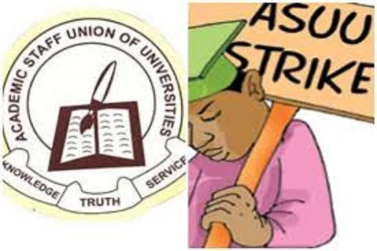 ASUU Commences Warning Strike