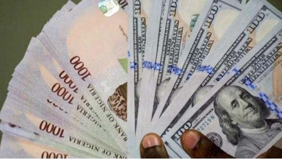 Naira Crashes At Black Market