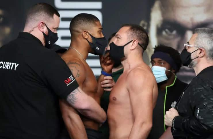 Live Stream Joshua Vs Pulev Fight