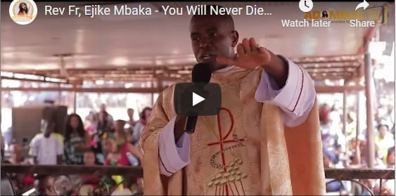 Father Mbaka Musical Prophecy