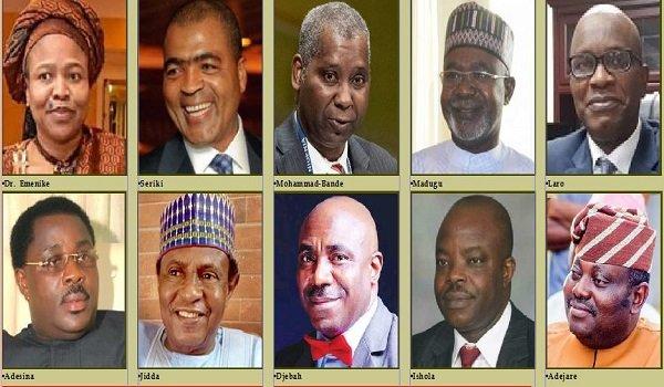 President Buhari Ambassadorial Posting