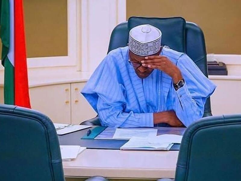 President Buhari Under Fresh Pressure To Resign