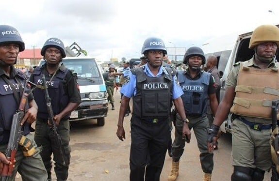 Police Stations Under Robbery Attack In Osun
