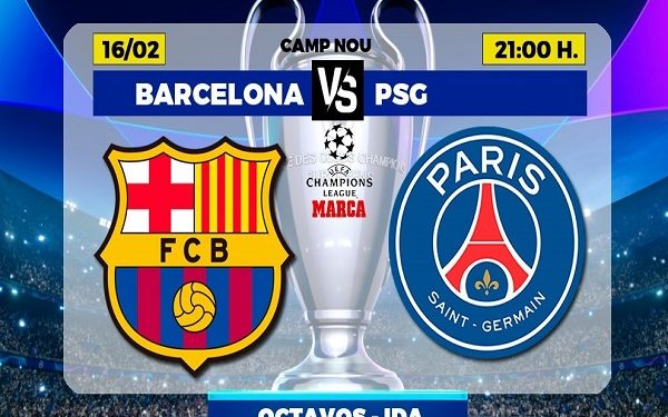 PSG Release List Of First XI Players For UCL Clash