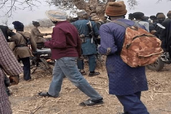 Abducted Kagara Students
