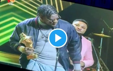 Pheelz Wins Producer of the Year At #14thHeadies