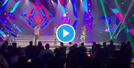 Laycon Storming Performance At #14thHeadies