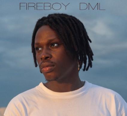 Fireboy DML Wins Best R&B Album
