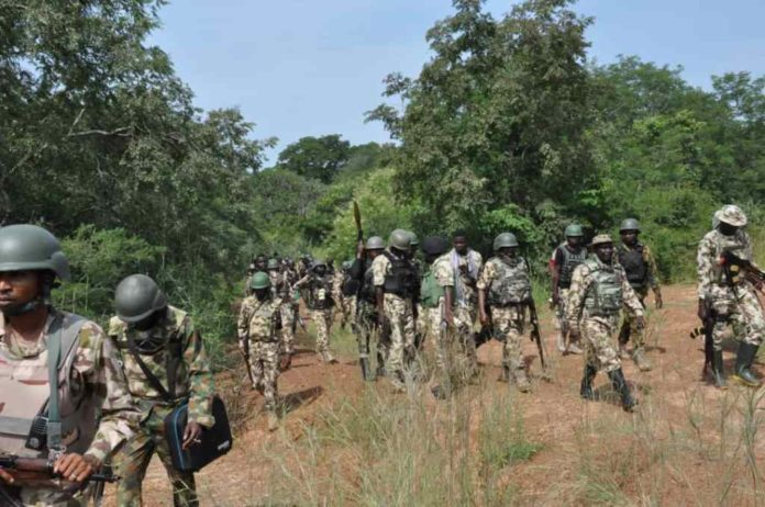 Troops Recover Marte From Boko Haram