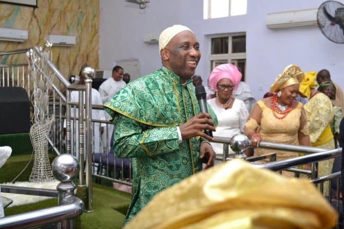 Primate Ayodele's Annual Thanksgiving