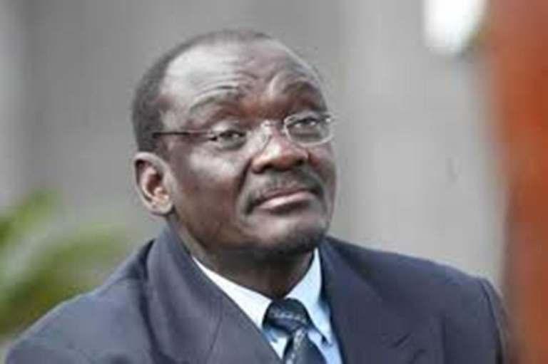 Zimbabwe's Vice President Kembo Mohadi