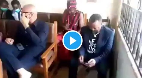 Sowore's Native Doctor Performs Abracadabra In Court