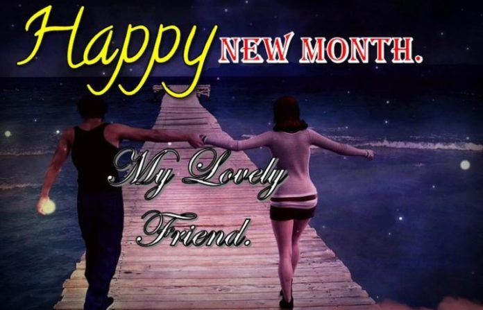 Happy New Month of April 2021 Messages