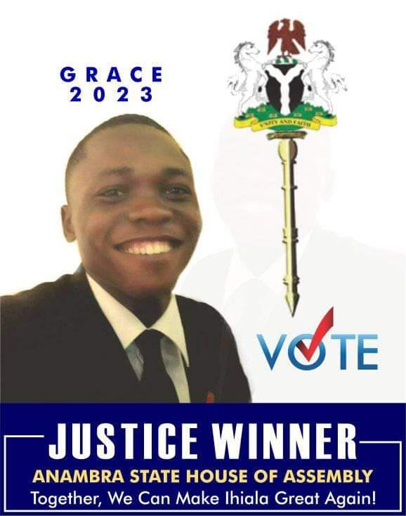 Justice Winner Campaign Poster Surfaces Online