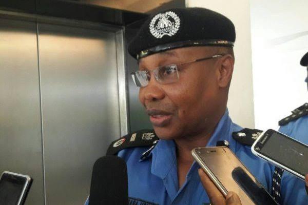 Nigerians Disgrace IGP Usman Alkali Baba