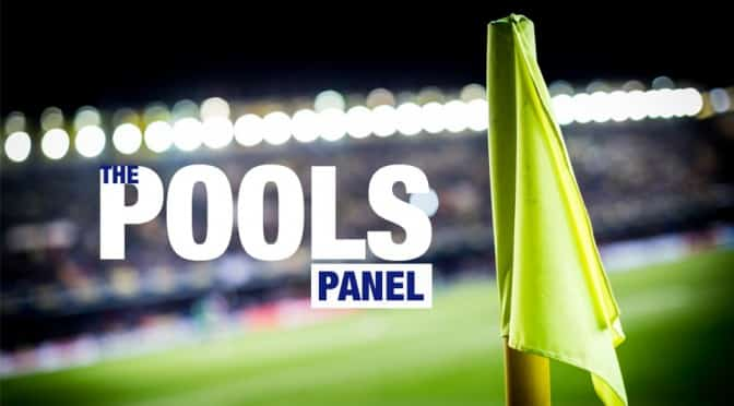 Football Pools Results Week 41