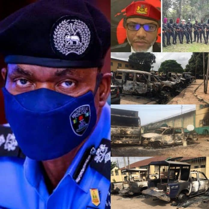 IGP Orders Security Agents To Crush Biafra ESN