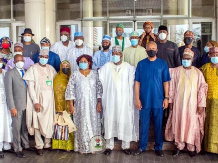 Nigerian Ambassadors
