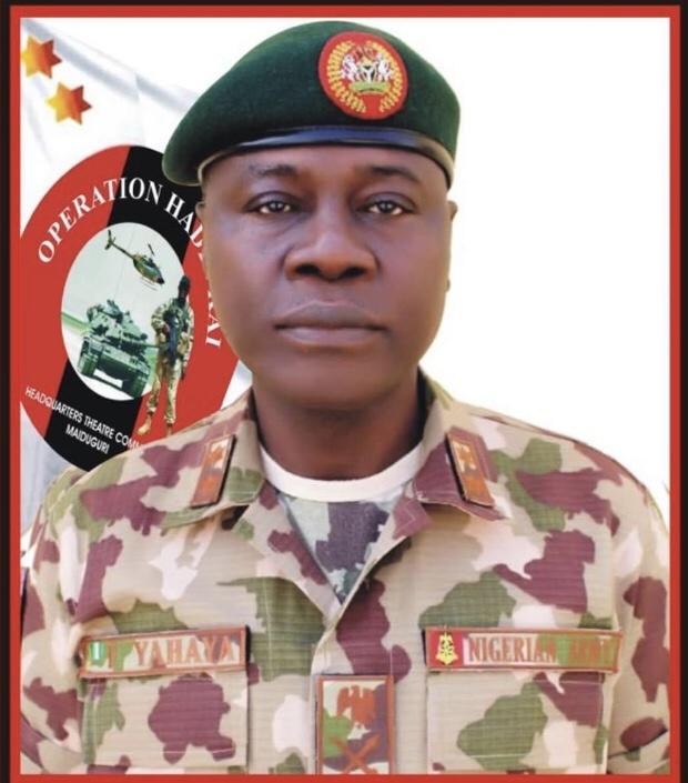 New Chief of Army Staff Farouk Yahaya Religion
