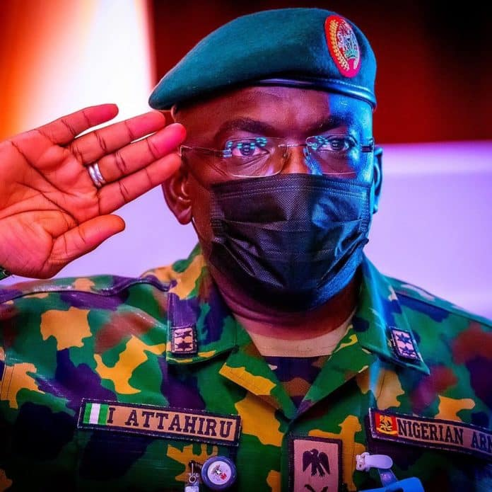 President Buhari Weeps Over Chief of Army Staff Death