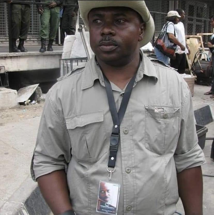 Nigerian actor and film director, Abiodun Aleja is dead