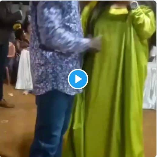 Female Pastor Breastfeeding Members