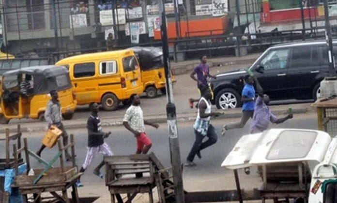 Lagos State Under Attack