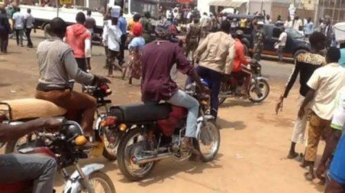 Police Shot Hausa Okada Rider Dead In Ogba