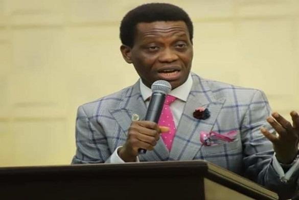 Pastor Adeboye son is dead