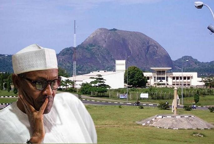 Security Breach In Presidential Villa