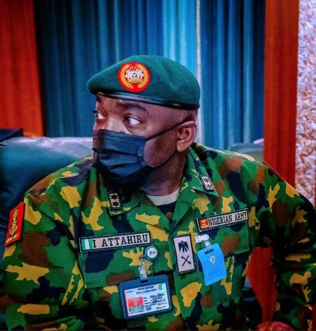 General Ibrahim Attahiru Death On Plane Crash