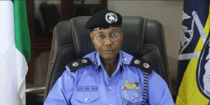 West African Police Information System