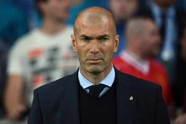 Real Madrid President Perez