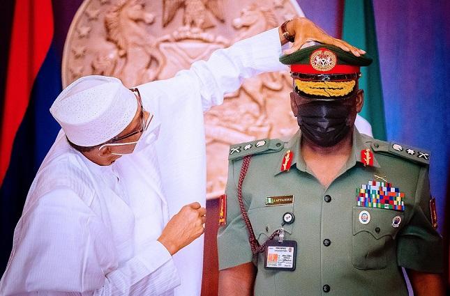 Buhari Phones Late General Attahiru's Wife