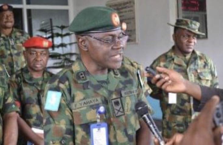 New Chief of Army Staff Farouk Yahaya Career