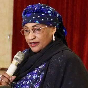 Former Women Affairs Minister, Mama Taraba Is Dead.