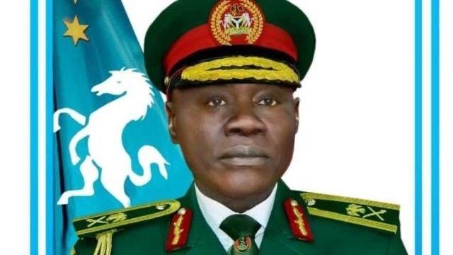Major General Farouk Yahaya Biography
