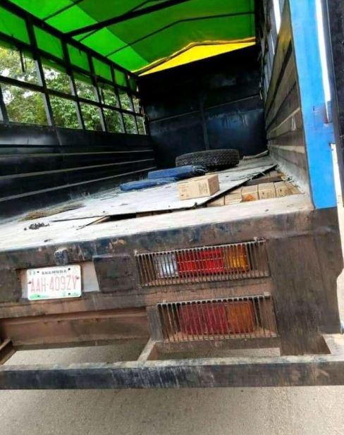 Truckload Of Live Bullets Falls In Onitsha