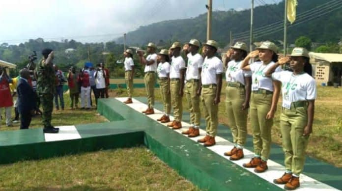Corps Member Being Mobilised For War
