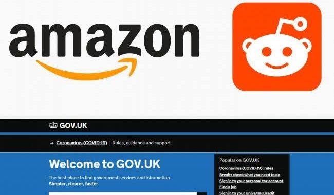 Al Jazeera, BBC, Amazon, Most UK Sites