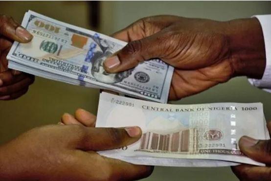 Dollar To Naira Exchange Rate