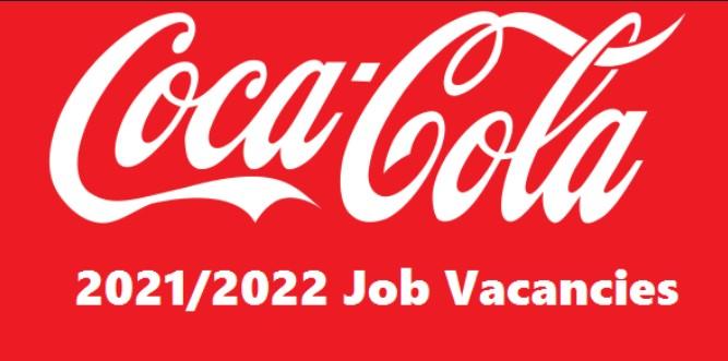 Coca-Cola Recruitment 2021